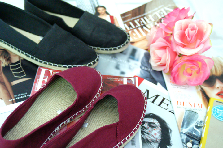 Musthave: Espadrilles