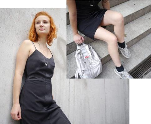 """Outfit: Das Kleine Schwarze #sporty // Wann ist man eine """"Schlampe""""?"""